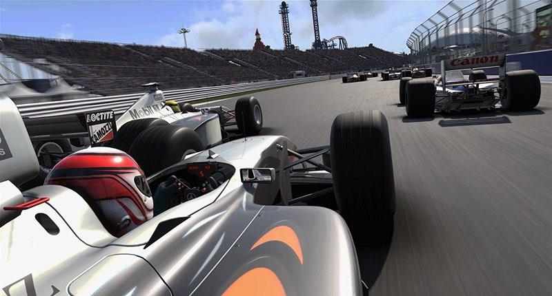 F1 2017 op de Mac