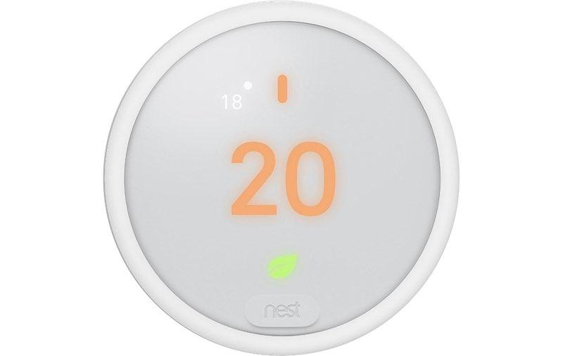 Nest thermostaat nieuw