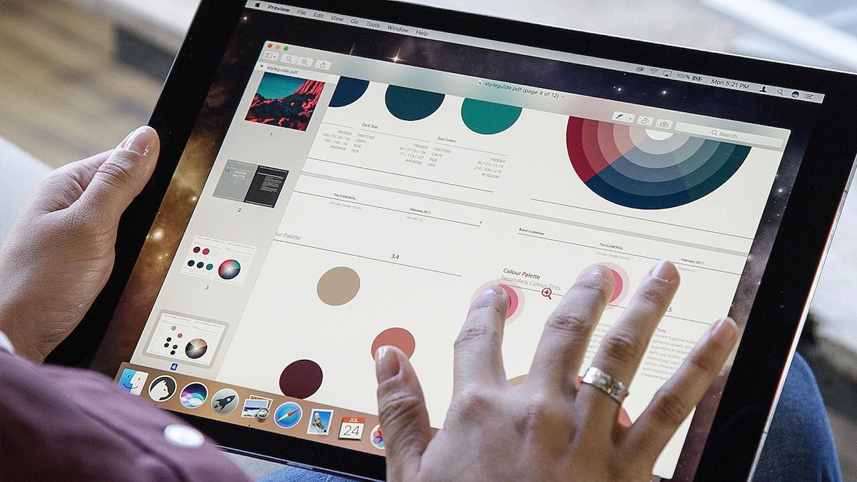 Luna Display: bedien je Mac met je vingers