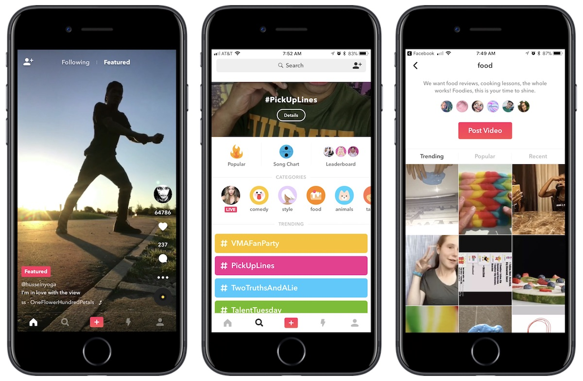 Musical.ly update