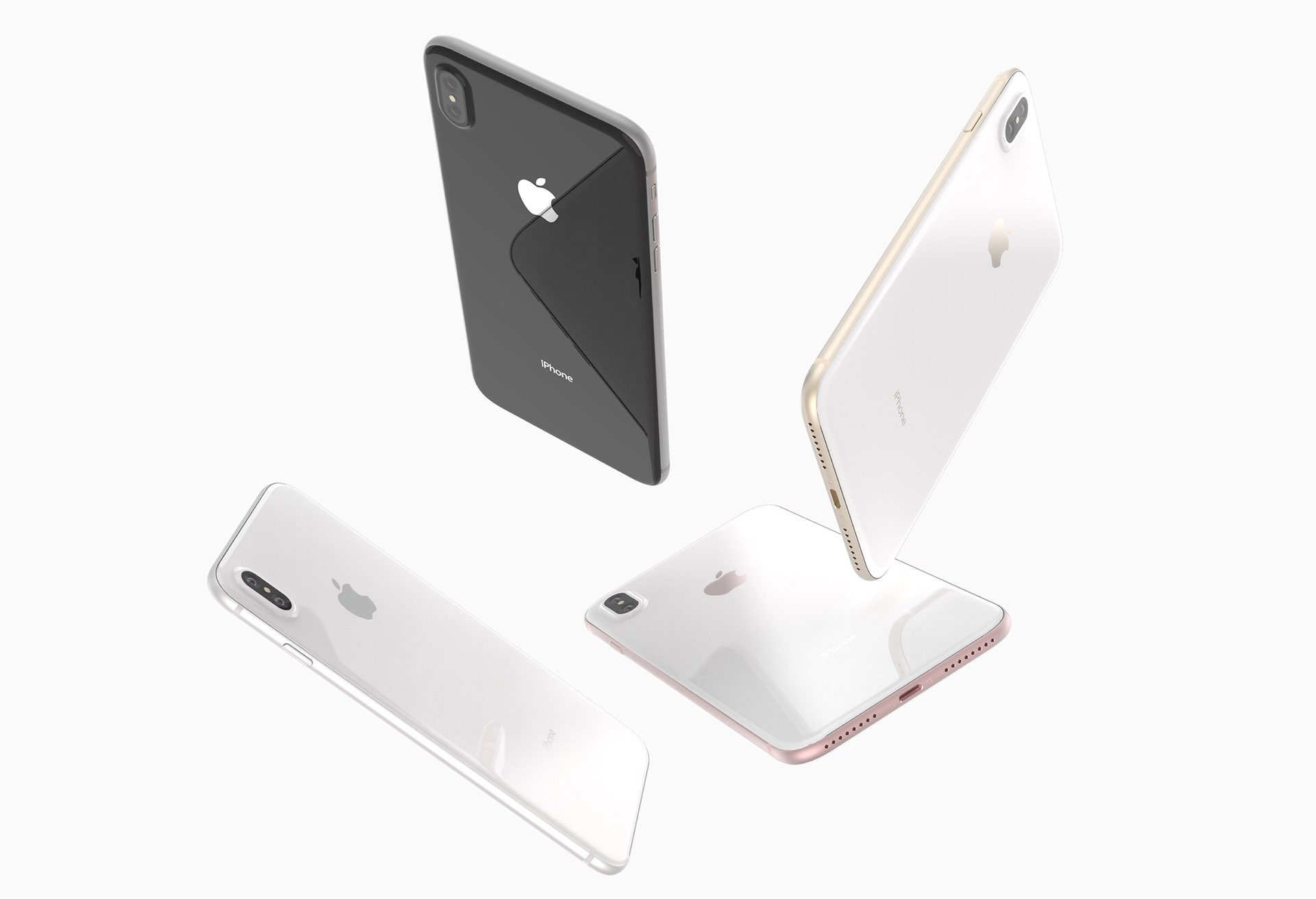 iPhone 8 concept Quinton Theron
