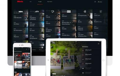 Stievie Premium op iPhone en iPad