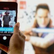 Disney promoot nieuwe Star Wars-film met augmented reality