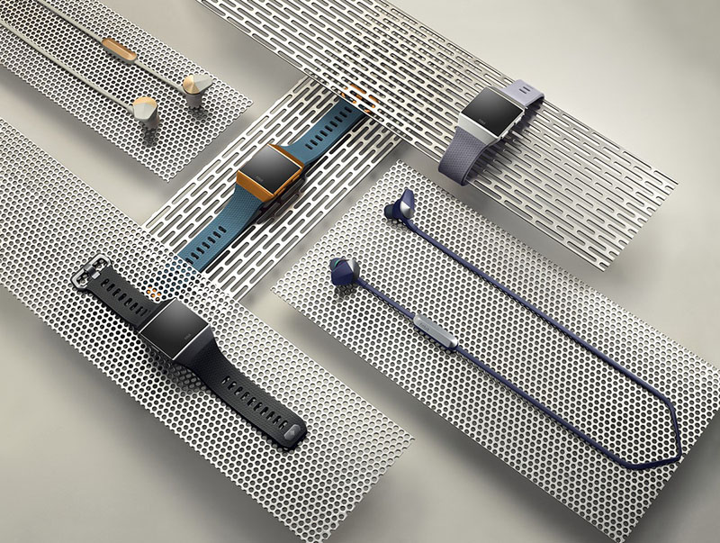 Fitbit Ionic en Flyer