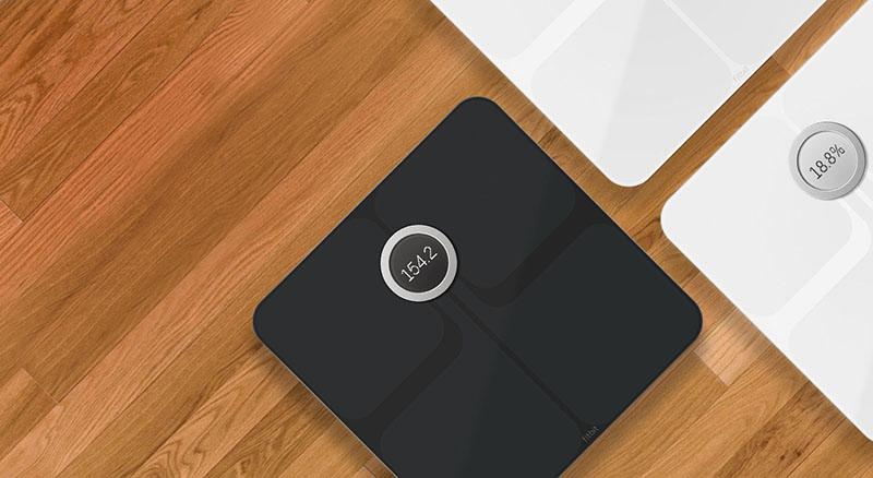 Fitbit Aria 2 weegschaal