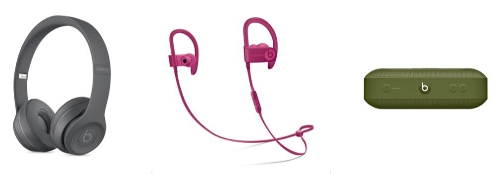 Beats Neighborhood Collection voor koptelefoons en speaker.