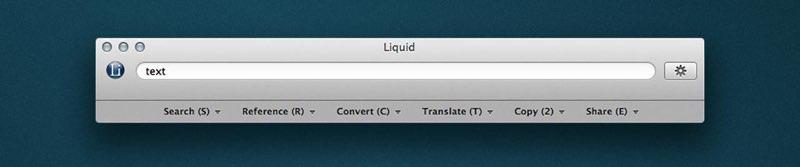 Liquid Flow voor Mac