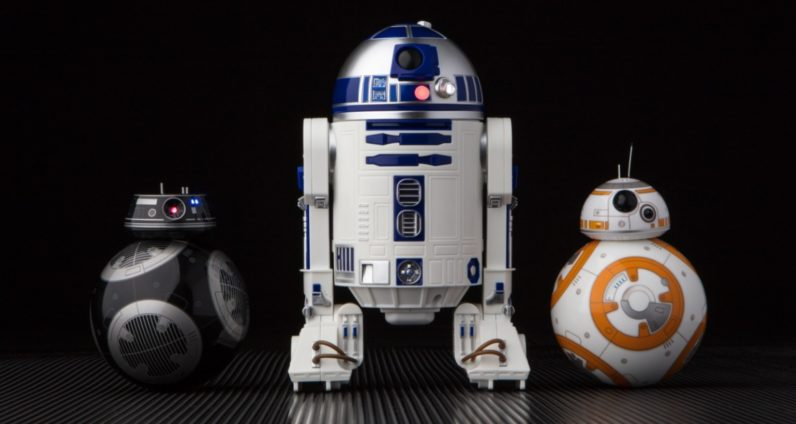 Sphero Star Wars R2-D2 en BB-9E