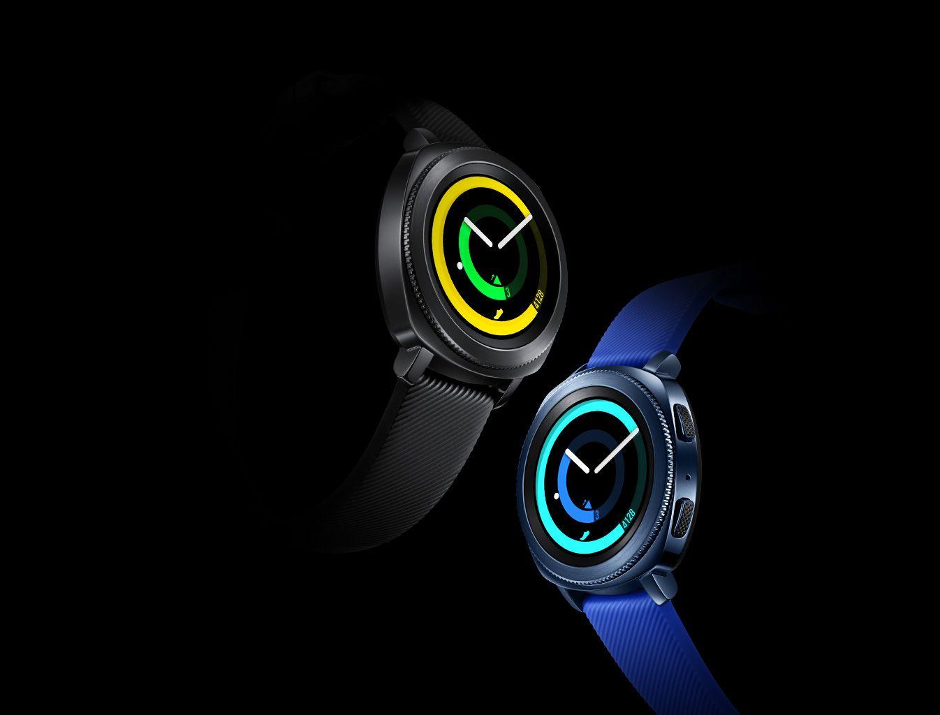 Samsung Gear Sport.