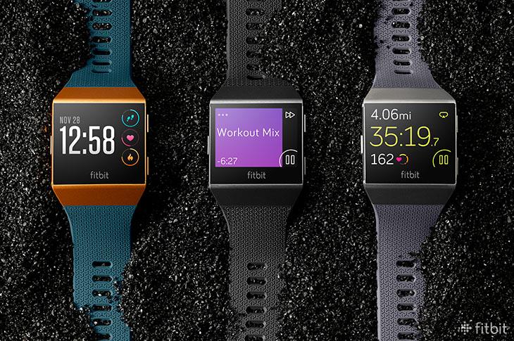 Fitbit Ionic kleuren
