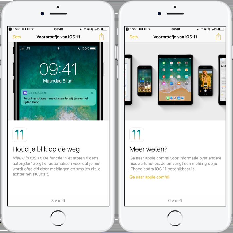 iOS 11 tips