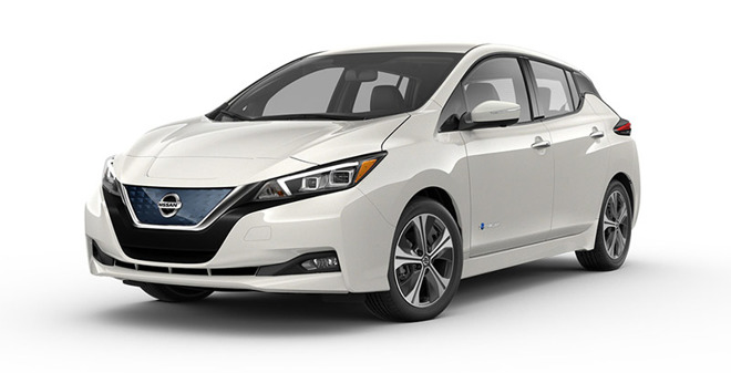 Nissan Leaf CarPlay
