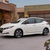 Nissan Leaf met CarPlay