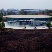 """Steve Jobs Theater is op tijd af voor iPhone-event <div class=""""wmp-player""""></div>"""