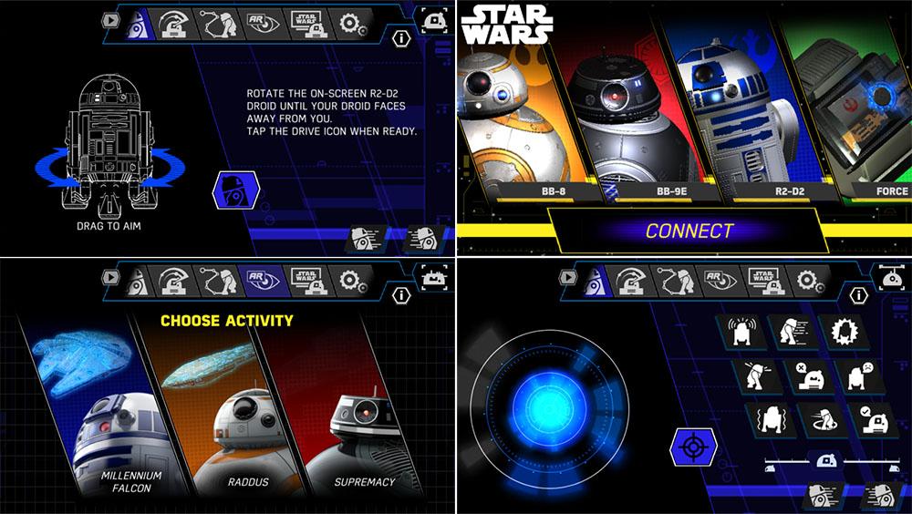 R2-D2 app