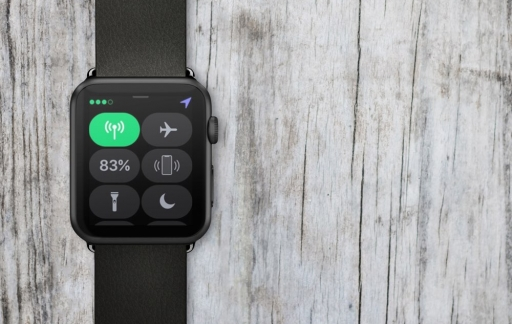 Apple Watch 4G signaalsterkte iCulture