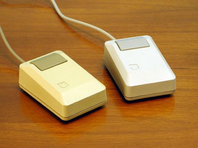 Apple Macintosh Muis