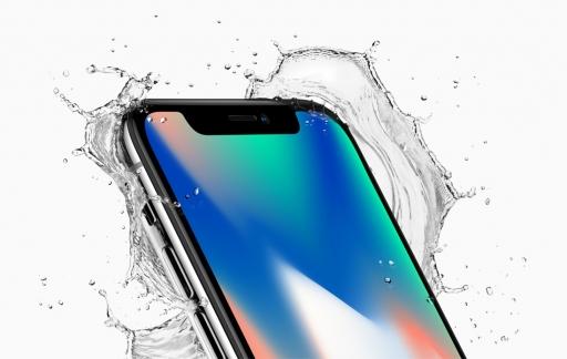 iPhone X waterbestendigheid
