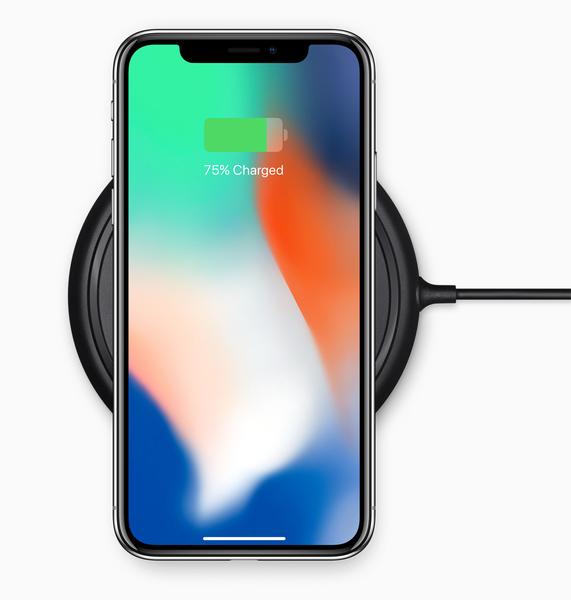 iPhone X lader
