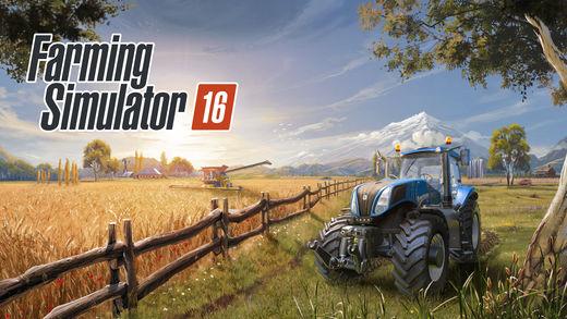 Farming Simulator 2016.