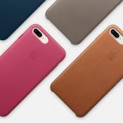 Leren hoesjes voor iPhone 8 Plus