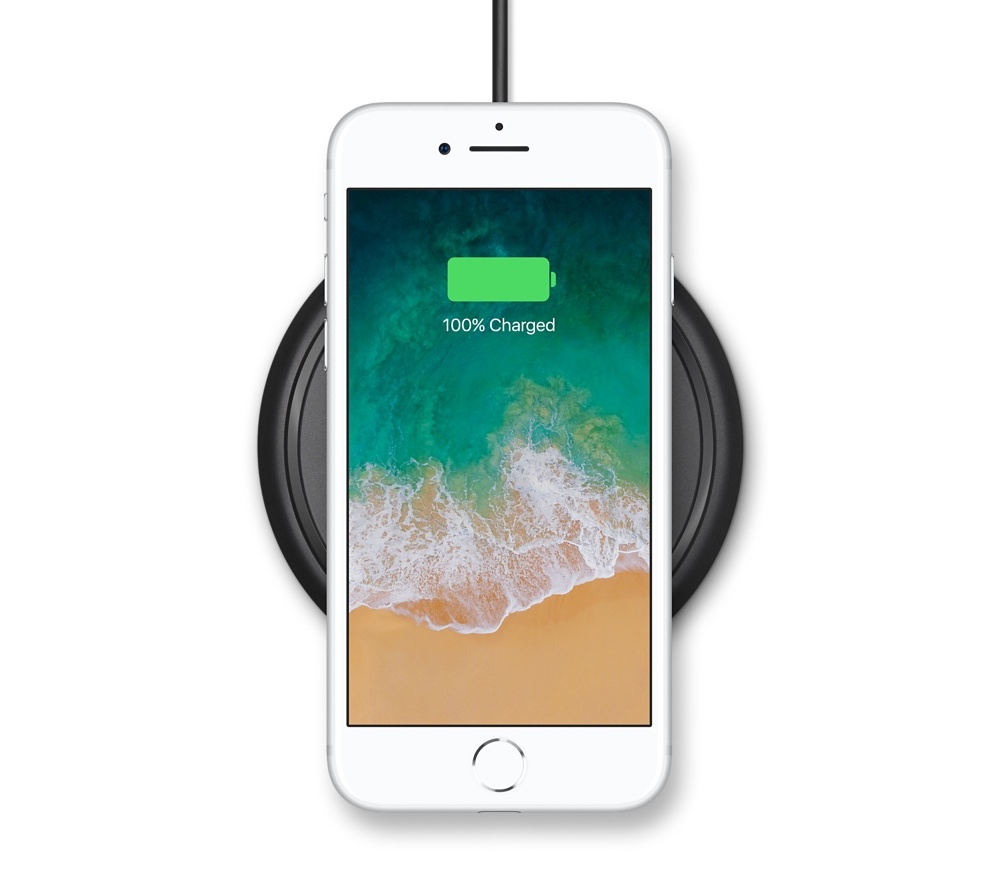 Elegant mophie wireless charging base with ikea for Nachtkast lampje
