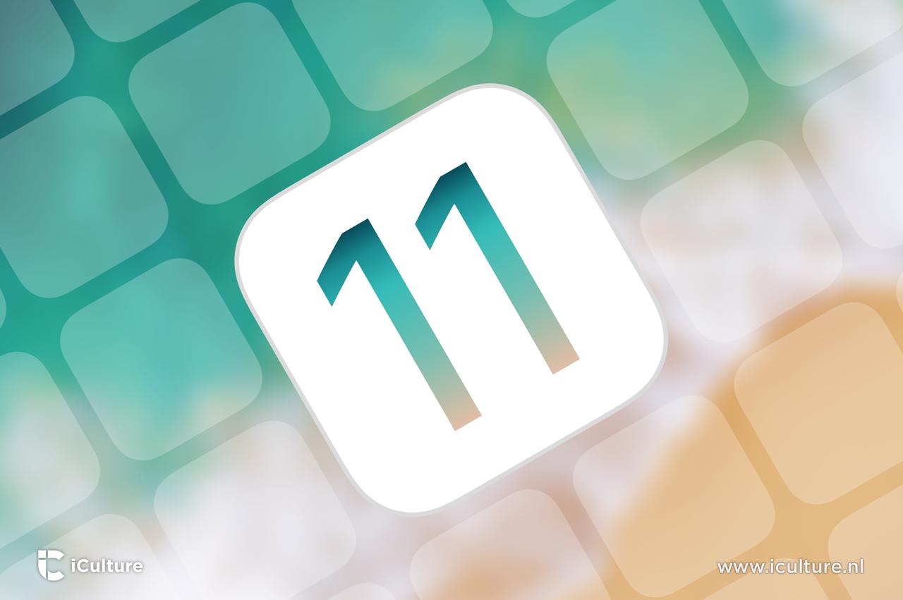 iOS 11 iCulture.