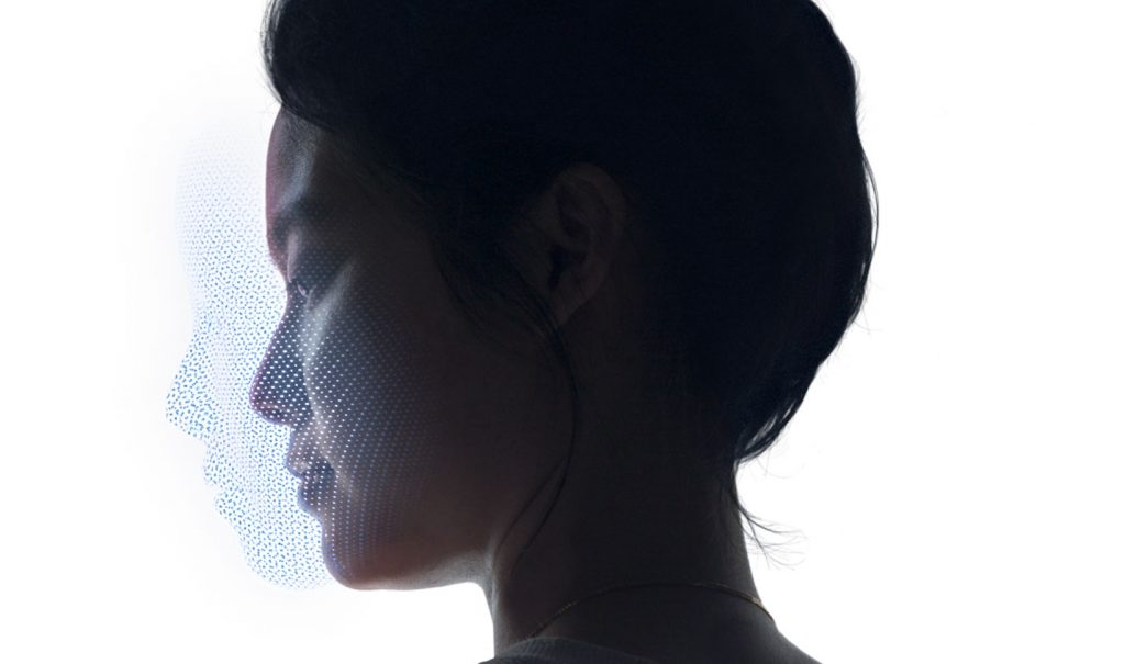 Face ID gezichtsherkenning