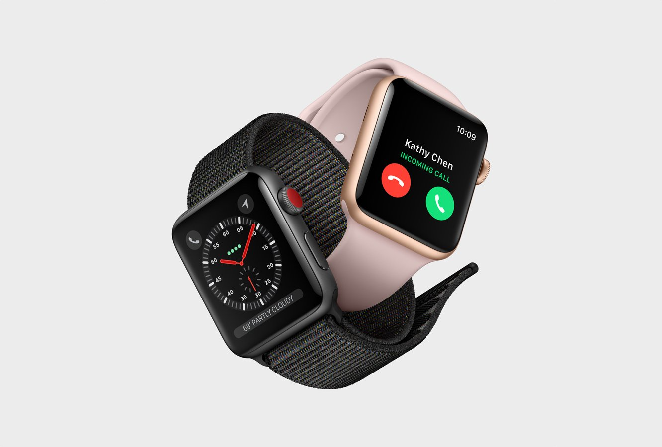 Apple Watch Series 3 bandjes