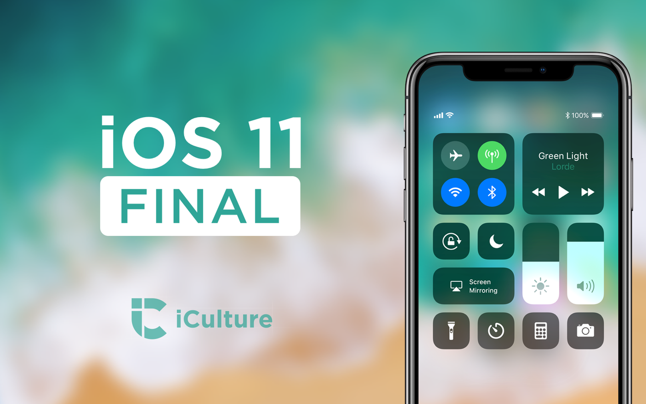 iOS 11 iCulture final.