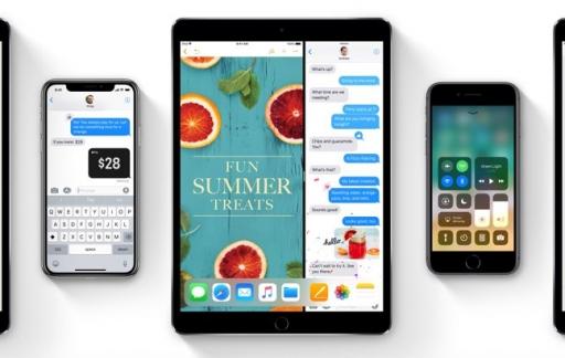 iOS-11 functies