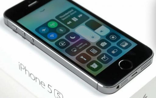 iOS 11 op iPhone 5s