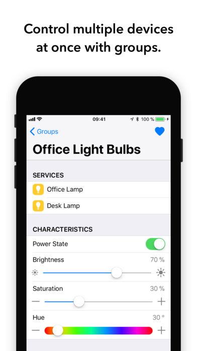 Home-app voor HomeKit aangepast voor iOS 11.