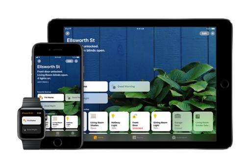 HomeKit iOS 11