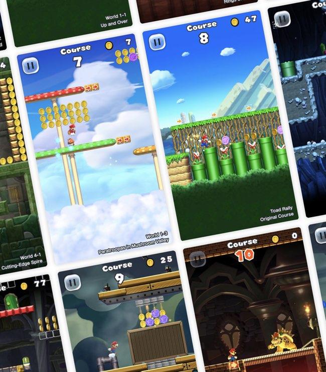 Super Mario Run Remix 10