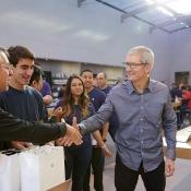 Reactie Apple op coronavirus: Apple Stores wereldwijd gesloten