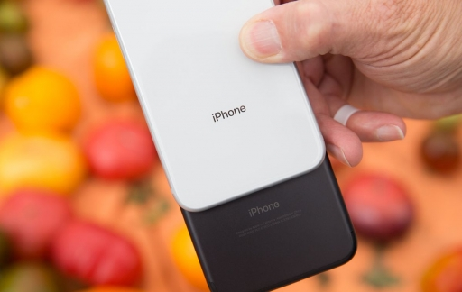 iPhone 8 achterkant Amerikaanse versie