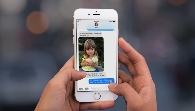 iMessage en privacy