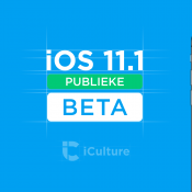 iOS 11.1 Publieke beta 5 is nu te downloaden