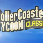 Rollercoaster Tycoon Classic logo.