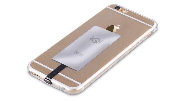Qi receiver iPhone