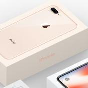 Doosjes iPhone 8 en iPhone X