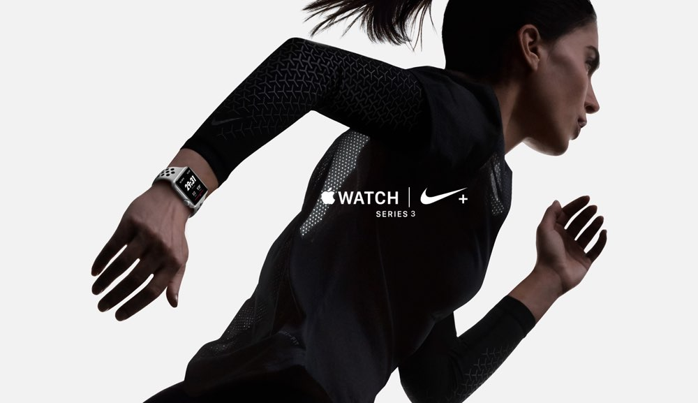 Nike Watch Series 3