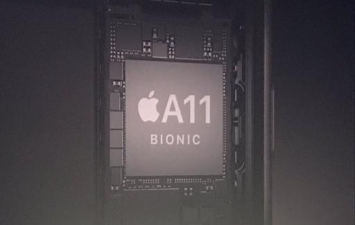 A11 Bionic chip