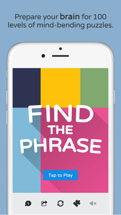 Find the Phrase.
