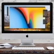 Foto bewerken in Pixelmator op de Mac.