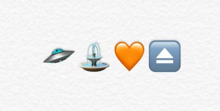 Overige emoji's in iOS 11.1.