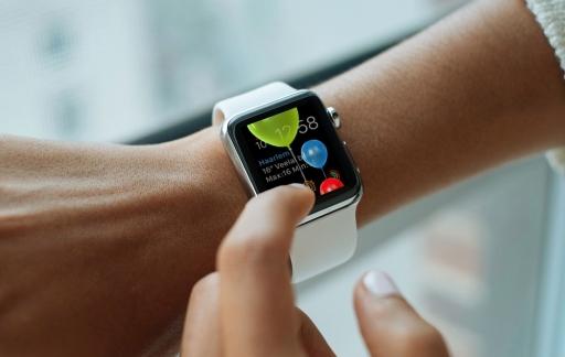 Ballonnen op je wijzerplaat op de Apple Watch.