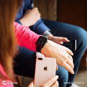 iPhone 8 Plus review met Apple Watch Series 3