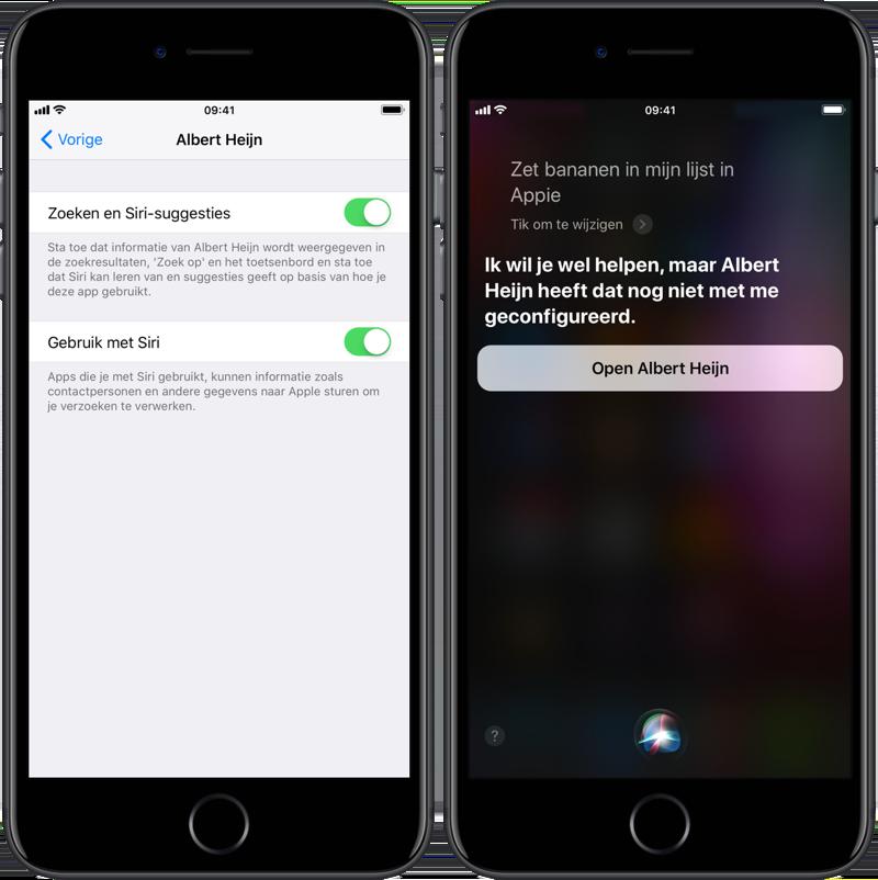 Apple en Siri werken niet goed samen